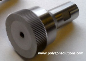 100 Tooth Serration Rotary Broach