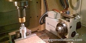 Broach Holder and Vertical Machining Center