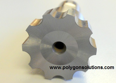 Gear Shaped Rotary Broach